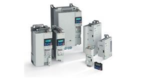 VLB3 variable speed drives available up to 110kW power units and Profinet/Ethercat logic units